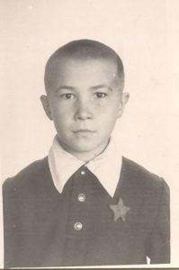 Зямзин Александр, 1957, 1 класс