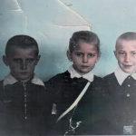"Сан. пост 1-го ""Б"" класса:Мараев Станислав; Семыкина Татьяна; Зямзин Александр"